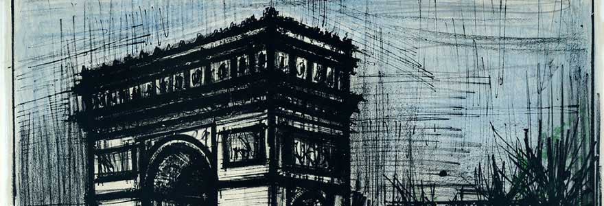 Bernard BUFFET - Lithographies